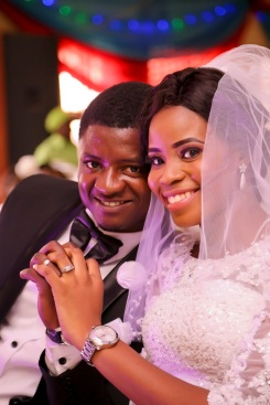 Olajumoke and OlADIMEJI nigerian white couple wedding suit and gown IMG_1997