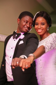nigerian wedding couple ring attire suit wedding gown IMG_2123