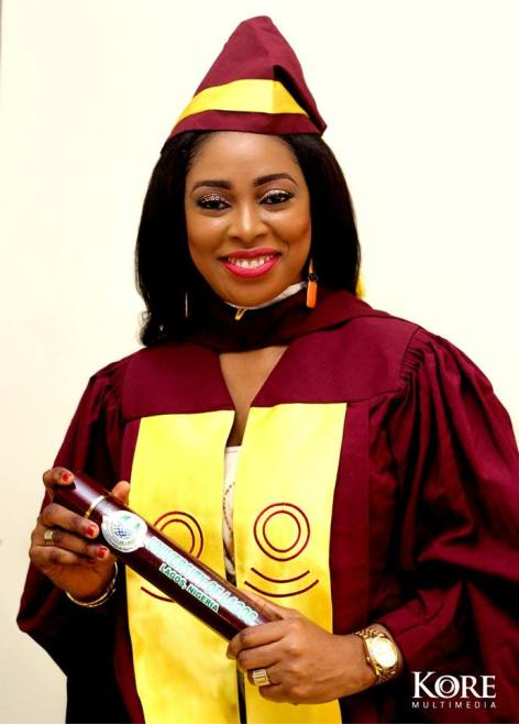unilag student in convocation gown university of logos nigeria photography -laruba